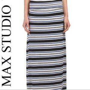 MAX STUDIO MAXI SKIRT size medium